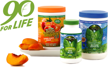90 for life nutritional supplements